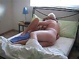 Vieux couple mature qui baise devant une cam…