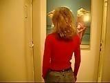Maman se fait baiser dans des toilettes…