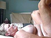 mamie - Papy prend du viagra et maman encaisse trois orgasmes